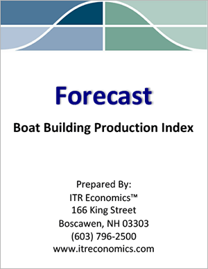 December 2016 Boat Building Production Forecast